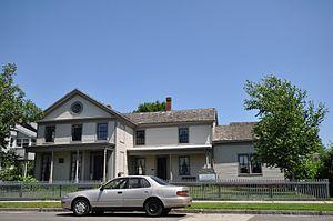 Edward Bellamy House - Bellamy House, 2013