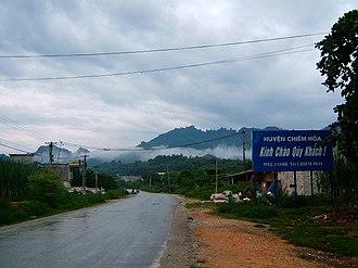 Tuyên Quang Province - Chiem Hoa District