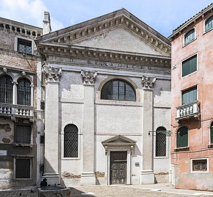 Chiesa di San Beneto Venezia