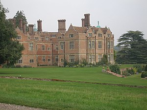 Hercule Poirot's Christmas - Chilham Castle was used as Gorston Hall.