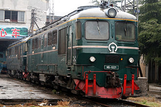 China Railways ND2 - ND2-0221
