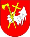 Coat of arms of Chodský Újezd