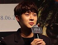 Choi U-shik in 2018.jpg