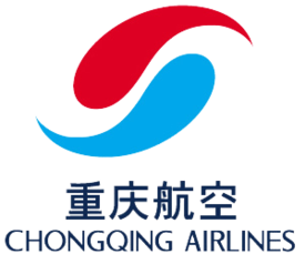 Chongqing Airlines logo.png