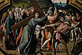 Christ Carrying the Cross, Unknown Flemish painter, 1510 (1971735401).jpg