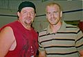 Christian Cage with Paul Billets.jpg