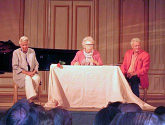 Annual general meeting - Annual meeting in 2015 of the Friends of the Ulriksdal Palace Theatre chaired by Princess Christina, Mrs. Magnuson