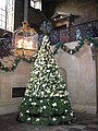 Christmas decorations at Hampton Court Palace - geograph.org.uk - 1100952.jpg