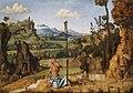 Cima da Conegliano, San Girolamo penitente nel deserto, Budapest.jpg