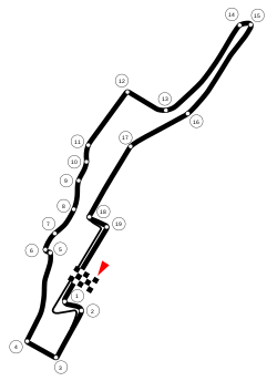Port Imperial Street Circuit