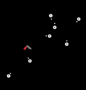 Nivelles-Baulers - The Nivelles-Baulers circuit
