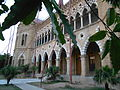 City Of Karachi Frere Hall 01.JPG