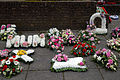 City of London Cemetery and Crematorium - floral tribute 05.jpg