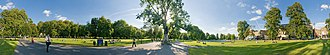 Clapham Common - Image: Clapham Common 360 Panorama July 2007
