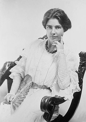 Clara Clemens - Clara Clemens, ca. 1908.
