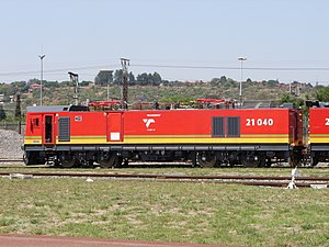 South African Class 21E - Image: Class 21E 21 040