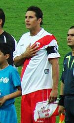 Писарро футболист бавария