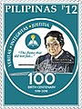 Claudio Teehankee 2019 stamp of the Philippines.jpg