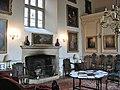 Clevedon Court, Great Hall, fierplace corner.jpg