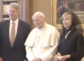 Clintons meet pope in 1994 V.png