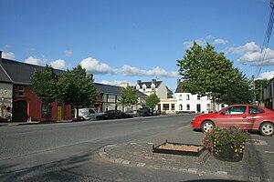 Cloughjordan - Cloughjordan village centre