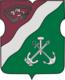 Nagatinsky Zaton縣 的徽記