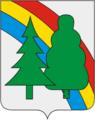 Coat of Arms of Raduzhny (Vladimir oblast).png