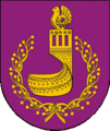 Coat of arms of Orshansky District.png