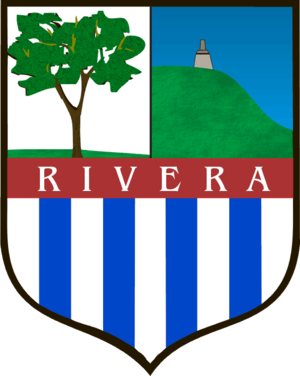 Rivera Department - Image: Coat of arms of Rivera Department