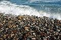 Cobble-pebble shoreline (Seawall, Acadia National Park, Mt. Desert Island, Maine, USA) 9.jpg