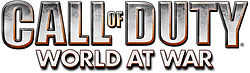 Call of Duty: World at Wars logo