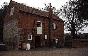 Cogglesford Mill - Cogglesford Mill, 2002