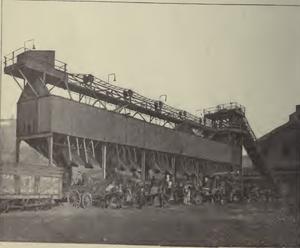 Gracehoper (2/3) - A coke hopper used to load coke onto railroad cars