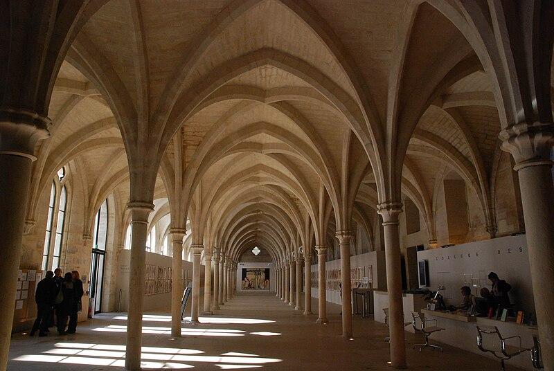 Chapelle Du Couvent Des Cordeli Ef Bf Bdres Route De Nanteuil En Centre Ville