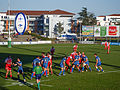 Colomiers rugby-US Dax 2014-01-12.jpg
