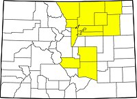 Colorado county map highlighting 14 counties affected by 2013 flooding.jpg
