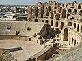 Coloseum, El Jem, Tunisie - panoramio (4).jpg