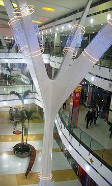 Centro Comercial La Villa Zona  Guatemala