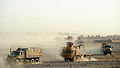 Combat Logistics Patrol Supply Convoy in Afghanistan MOD 45152917.jpg