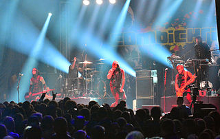 Combichrist American aggrotech band