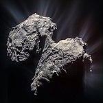 Comet 67P on 2 May 2015.jpg