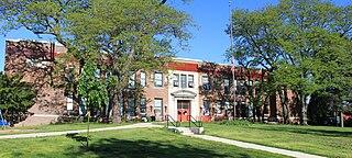 Community High School (Ann Arbor, Michigan) Alternative college preparatory school in Ann Arbor, Michigan, United States