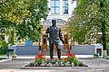 Comrade Artyom monument Kharkov.JPG