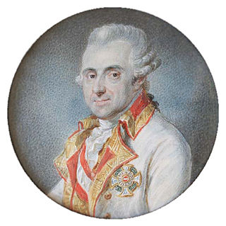 Joseph de Ferraris Austrian cartographer