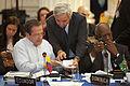 Concluye la Asamblea General Extraordinaria de la OEA (8583798761).jpg