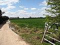 Concrete farm track - geograph.org.uk - 768225.jpg
