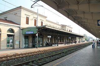 Conegliano railway station