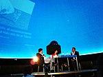 Conferencia del Dr. De León, en el Planetario de Buenos Aires (27406002318).jpg