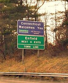 Connecticut vi dà il benvenuto Sign.jpg