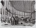 Construction de la grande galerie des machines.jpg